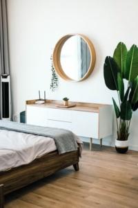Scandinavian style decor